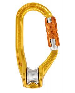 PETZL - Carrucola Moschettone Triact-lock Rollclip A