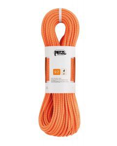 PETZL - Corda dinamica intera Volta 9.2 mm Duratec Dry - 100 mt