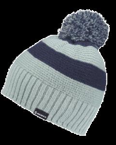 SCOTT - Cappello con pompon lavorazione maglia MTN 20 - Azzurro