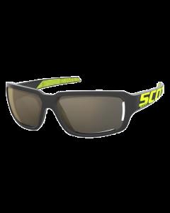 SCOTT - Occhiale da sole Obsess ACS - Nero giallo