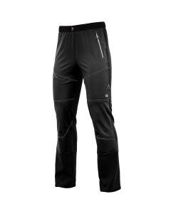 REDELK - Pantalone uomo pesante per alpinismo trekking Semeru - Nero