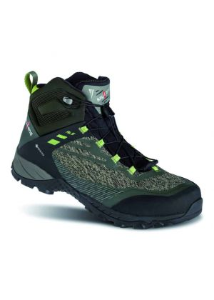 KAYLAND - Scarpone uomo per trekking hiking Stinger GTX - Olive