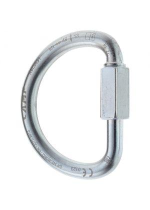 CAMP - Maglia rapida forma D quick link 10 mm Acciaio