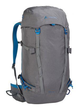 VAUDE - Zaino per trekking alpinismo in quota Rupal 45 - Iron
