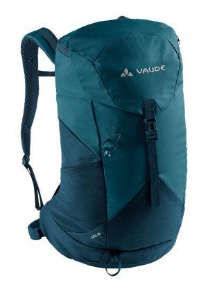 VAUDE - Zaino per trekking con schienale ventilato Jura 18 l - Blu