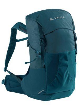 VAUDE - Zaino per trekking con schienale ventilato Brenta 24 l - Blu
