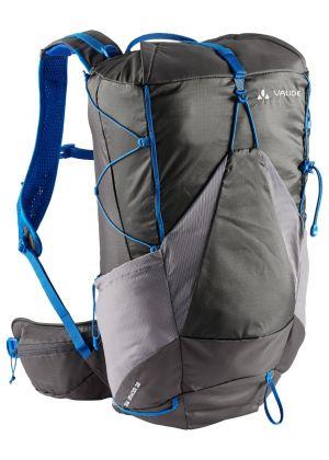 VAUDE - Zaino per trekking alpinismo Trail Spacer 28 - Iron