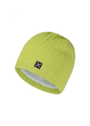 MONTURA - Cappello interno pile Technician Cap - Verde lime