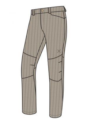 MONTURA - Pantalone uomo pesante velluto in cotone Corduroy - Beige