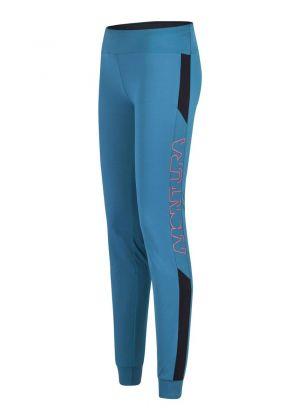 MONTURA - Pantalone donna leggero per trekking Sporty - Blu ottanio