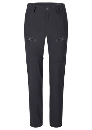 MONTURA - Pantalone uomo leggero convertibile Pulsar Zip Off - Ardesia