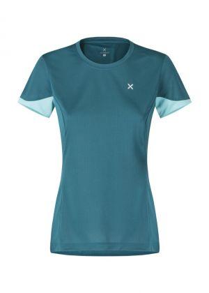 MONTURA - T-Shirt donna manica corta Join - Verde