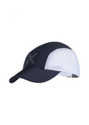 MONTURA - Cappello con visiera leggero traspirante Summer Cap - Blu