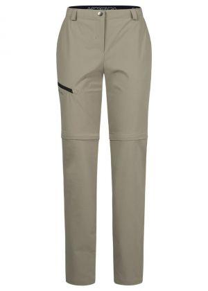 MONTURA - Pantalone donna zippabile Pulsar Zip Off - Corda