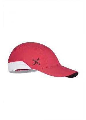 MONTURA - Cappello con visiera traspirante e leggero Sun Light - Rosa