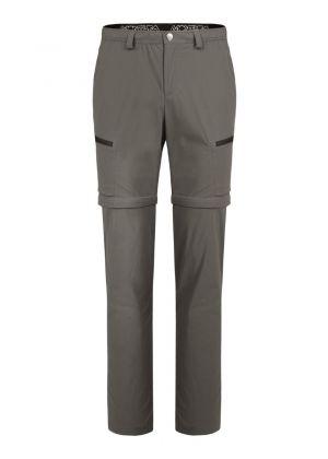 MONTURA - Pantalone uomo convertibile Travel Time Zip Off - Tortora - Tg. XL