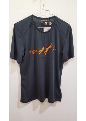 MICO - T-Shirt uomo girocollo per trekking Micro Flight - Grigio