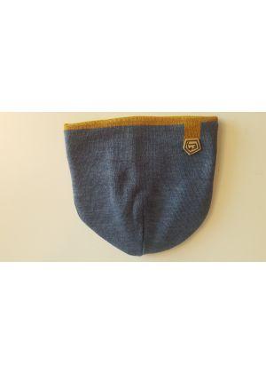 E9 - Cappello in lana interno pile New Door2 - Dust