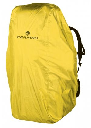 FERRINO - Copri zaino impermeabile Cover 1 per zaino da 25-50 l - Giallo