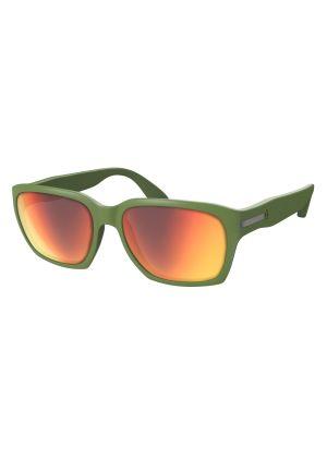 SCOTT - Occhiale da sole C-Note categoria S 3 - Verde lente red