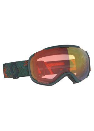 SCOTT - Maschera per sci e snowboard cat. S2 Faze II - Verde