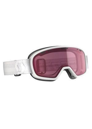 SCOTT - Maschera per sci e snowboard cat. S2 Muse - Bianco