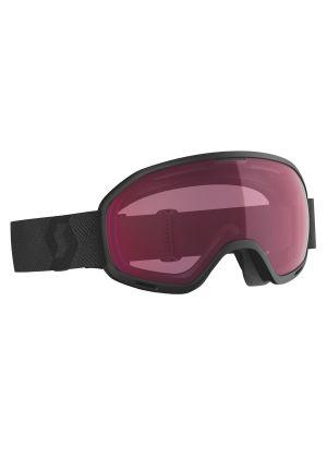 SCOTT - Maschera per sci e snowboard cat. S2 Unlimited II OTG per chi indossa occhiali da vista  - Nero