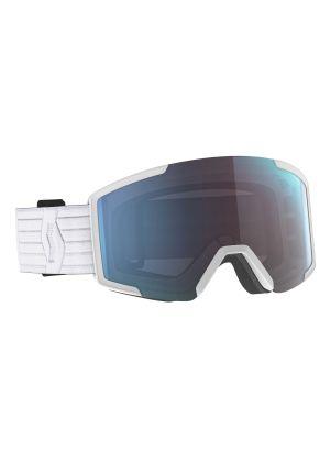 SCOTT - Maschera per sci e snowboard cat. S2 Shield - Bianco