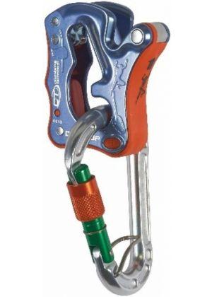 CT - Assicuratore per corda singola Click Up con moschettone