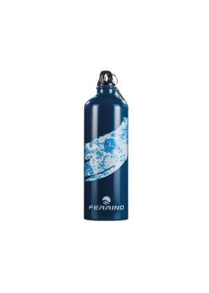 FERRINO - Borraccia in alluminio colorata Trickle 1 L - Blu