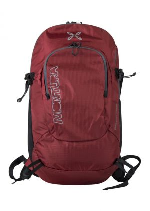MONTURA - Zaino per trekking e alpinismo Arco 22 Backpack - Rosso