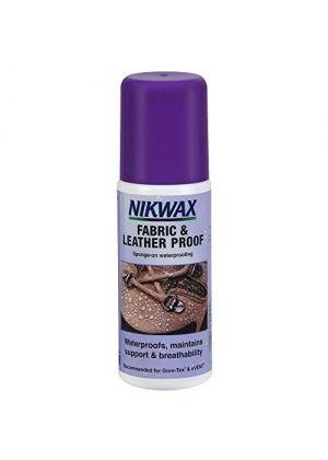 NIKWAX - Prodotto per impermeabilizzante Tessuto e Pelle 125 ml