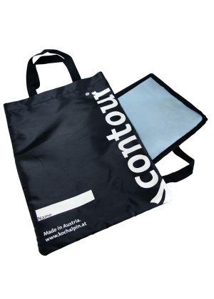 CONTOUR - Sacca porta pelli con tessuto micro fibra Skin Bag Microfibra