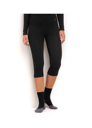 FALKE - Pantalone per la corsa o ginnastica 3/4 - Nero - tg. XXL