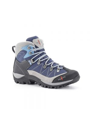 KAYLAND - Scarpone in Gore Tex per trekking Ascent K GTX - Azzurro