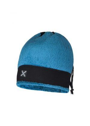 MONTURA - Scalda collo o cappello Collar Nordic - Blu Ottanio