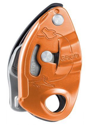PETZL - Assicuratore per arrampicata Grigri - Arancio