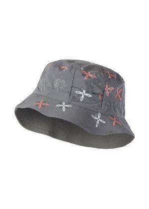 MONTURA - Cappello falde larghe Flower Power Cap - Marrone - tg. M