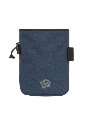 E9 - Sacchetto porta magnesite con cintura Botte - Blu