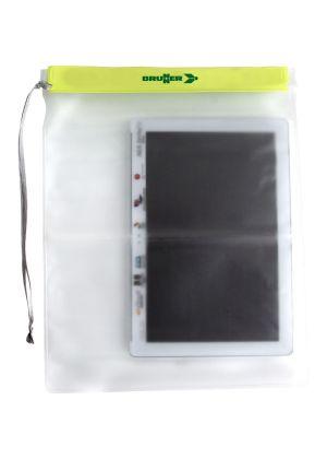 BRUNNER - Sacca impermeabile per documenti Shutbags 12.5x17.5 cm