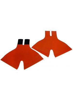PROFESSIONE CANYON - Protezione coulotte per imbrago in PoliTech - Arancio