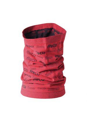 MICO - Scalda collo in micro fibra - Rosso