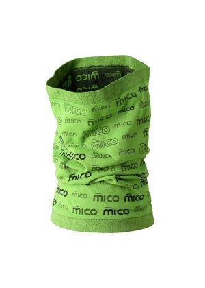 MICO - Scalda collo in micro fibra - Verde