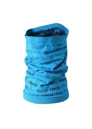 MICO - Scalda collo in micro fibra - Azzurro