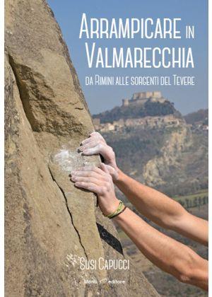 MONTI EDITORE - Guida arrampicare in Valmarecchia