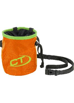 CT - Sacchetto porta magnesite con cinturino Cylinder - Arancio