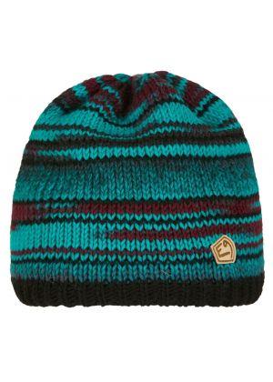 E9 - Cappello lana maglia grosso interno pile Etno - Iron