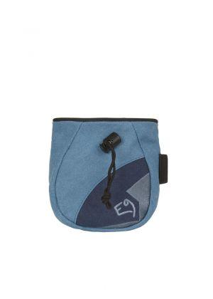 E9 - Sacchetto porta magnesite con cintura Goccia C - Blu