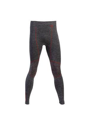 RIDAY - Calza maglia legging uomo lungo Cool - Grigio