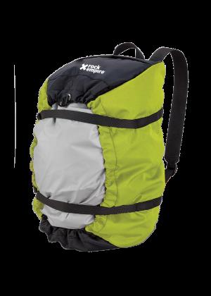 ROCK EMPIRE - Sacca porta corda Rope Backpack Hugo Plus - Verde